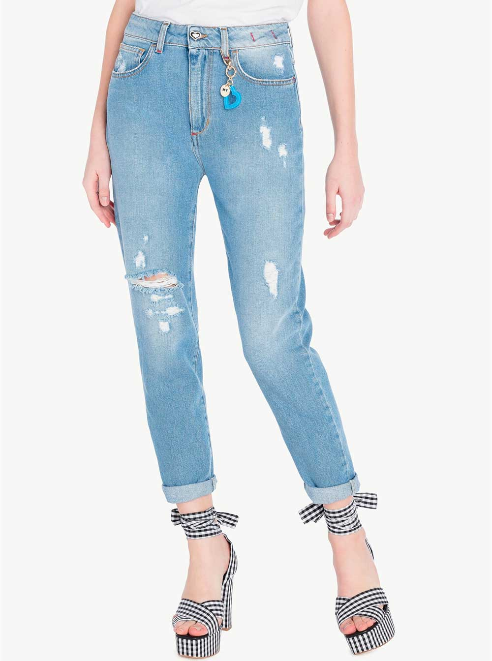 jeans Twin Set spring summer 2018