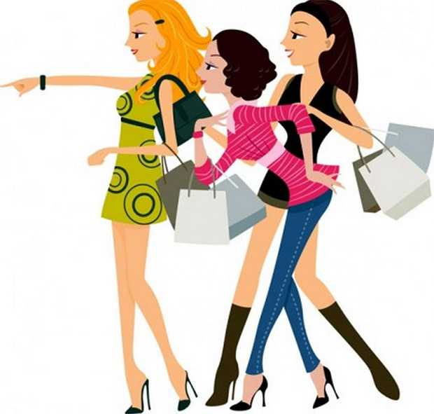 Shopping: 6 rules to get home happy!