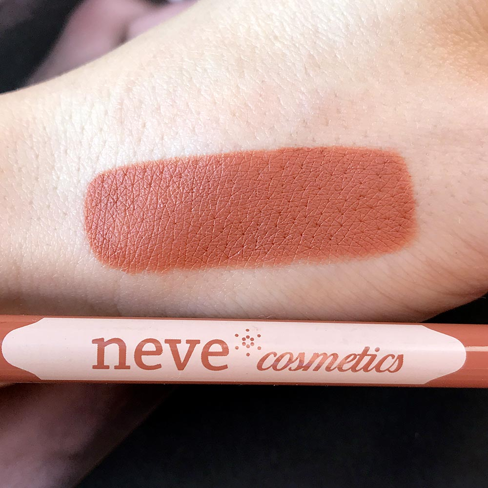 Neogothic Neve Cosmetics makeup collection: review, swatches