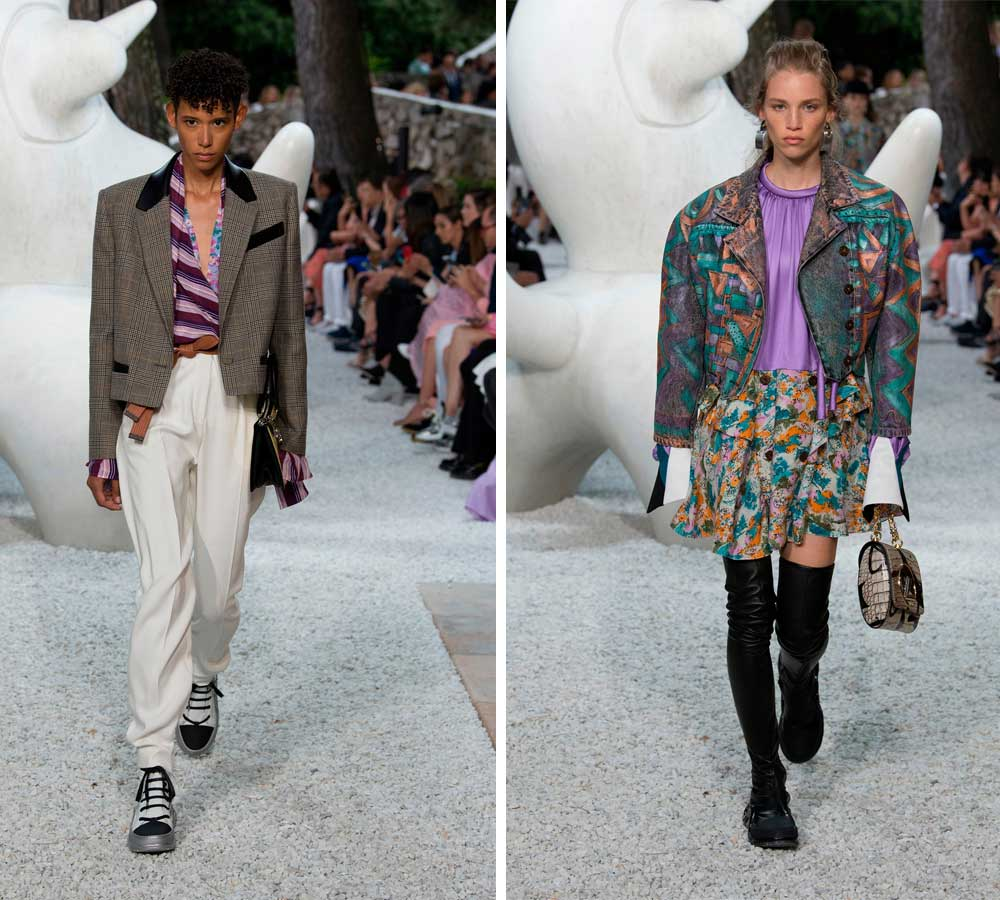 Louis Vuitton Cruise Show 2019: Photo and Video