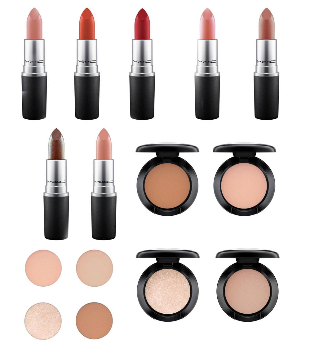 Throwbacks MAC: lipsticks and eye shadows fished from the past!