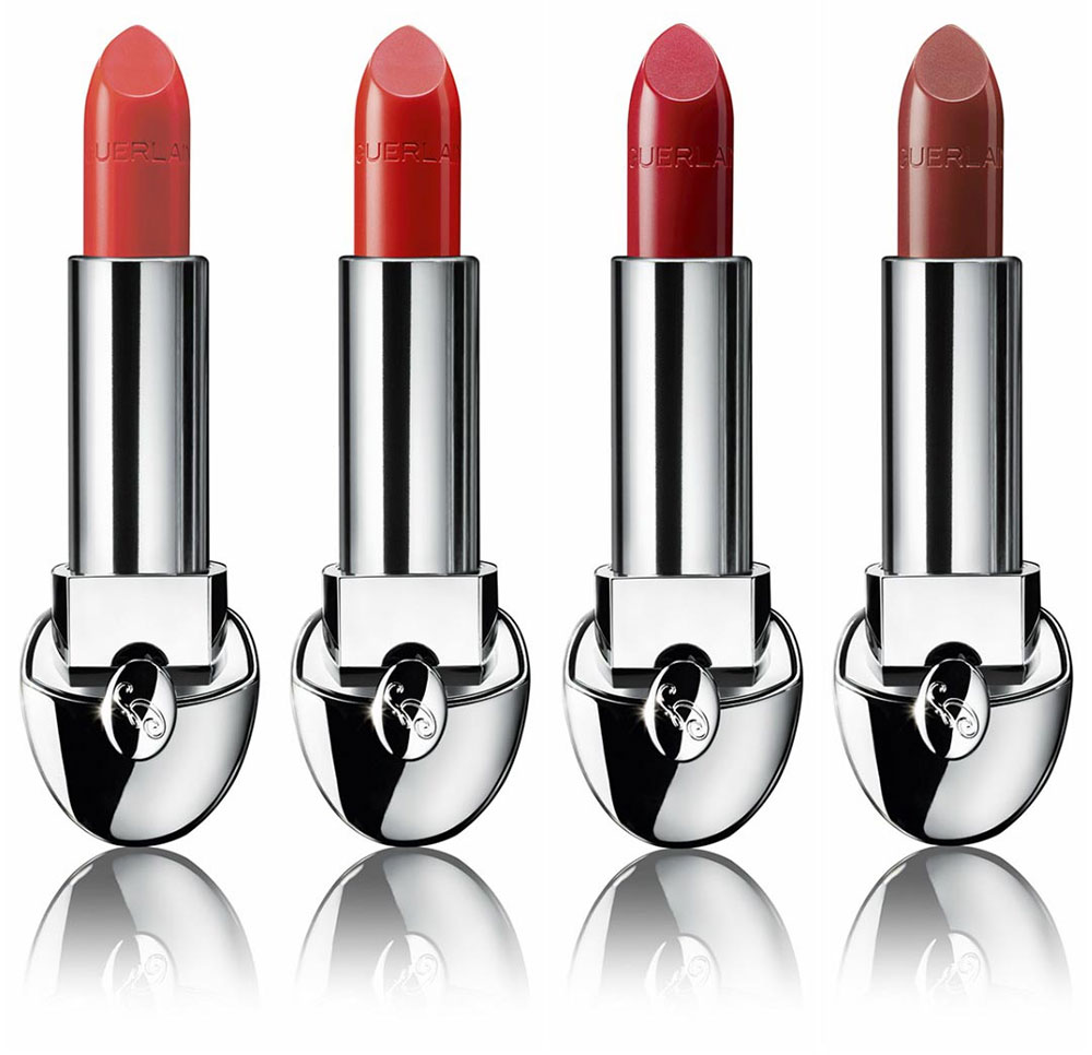 Rossetti Guerlain My Rouge G: packaging with interchangeable case!