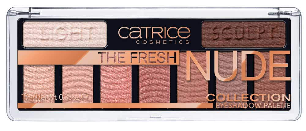 Catrice Palette nude eyes spring summer 2018