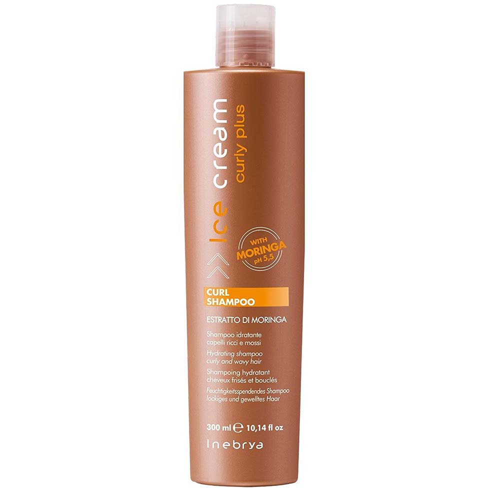 Inebrya Ice Cream Curl Curly Hair Shampoo