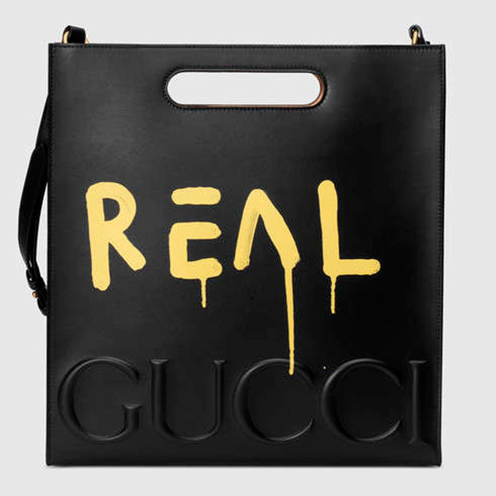 Gucci Ghost shopping bag