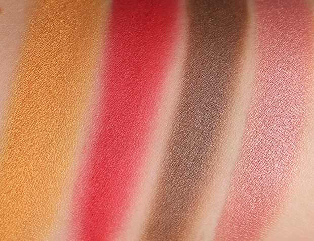 Mystery Baroque Neve Cosmetics: Photo, Swatches, Review