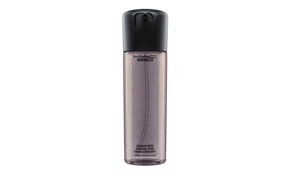 MAC energizing vegetable charcoal spray