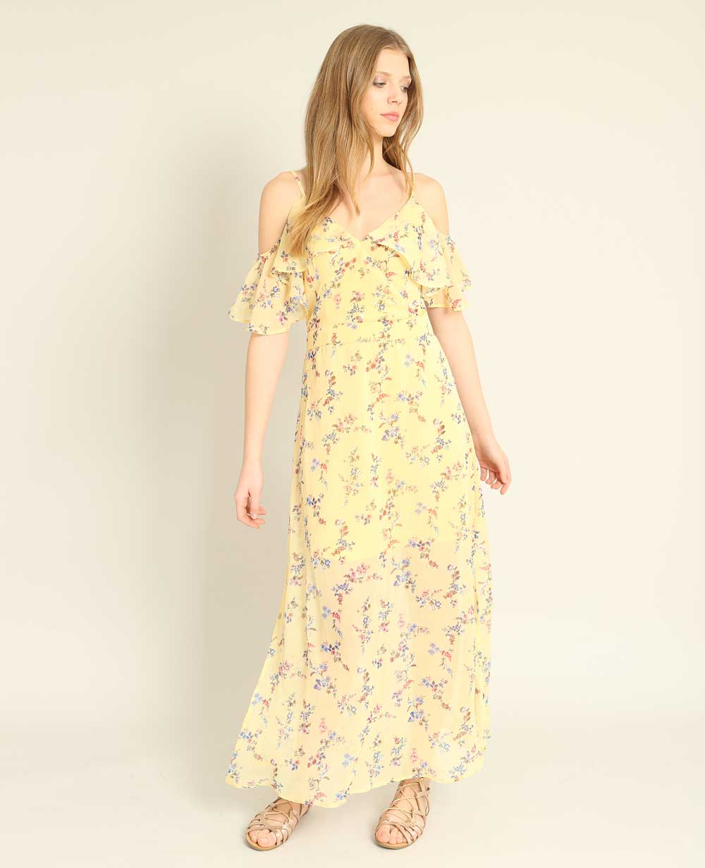 Pimkie long dresses summer 2018