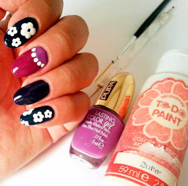 nail art pupa paris simple experience