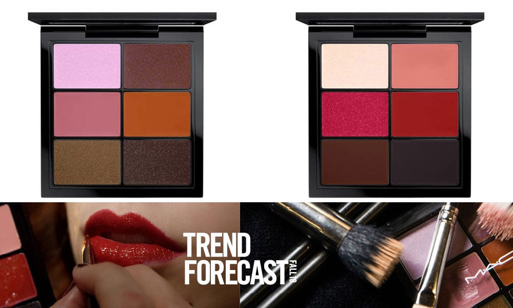 MAC Makeup Palettes Fall 2018 Trend Forecast