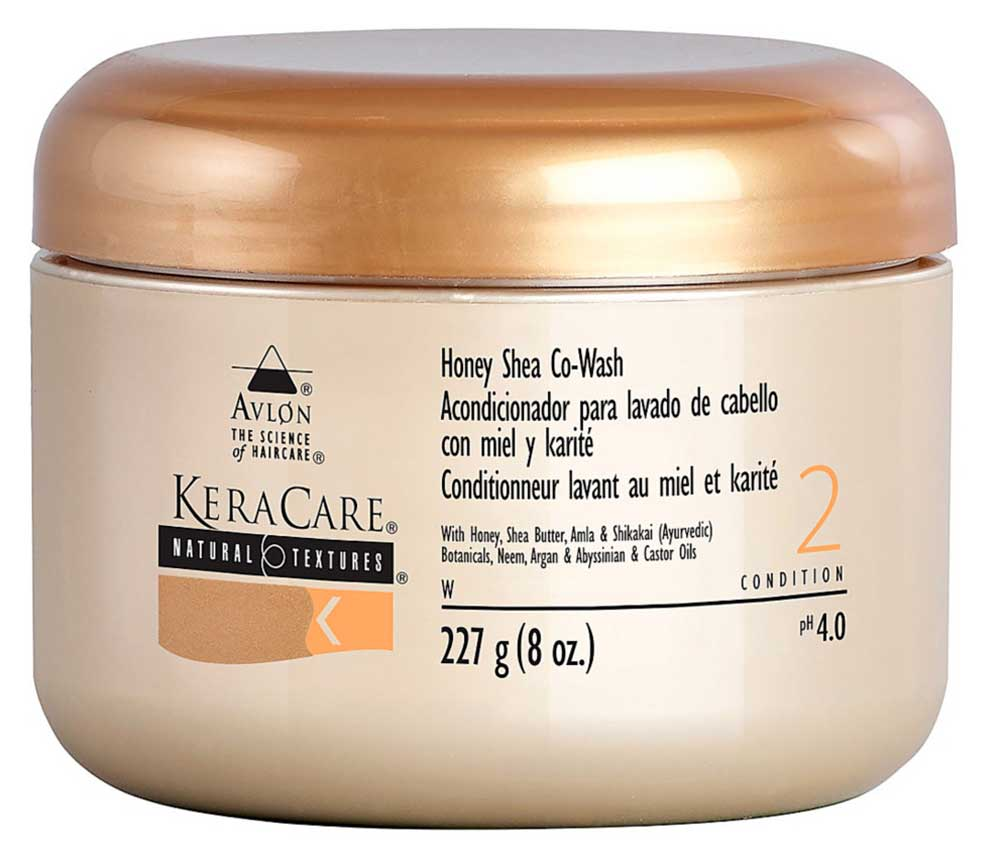 Keracare Honey Shea Co-Wash Afro hair