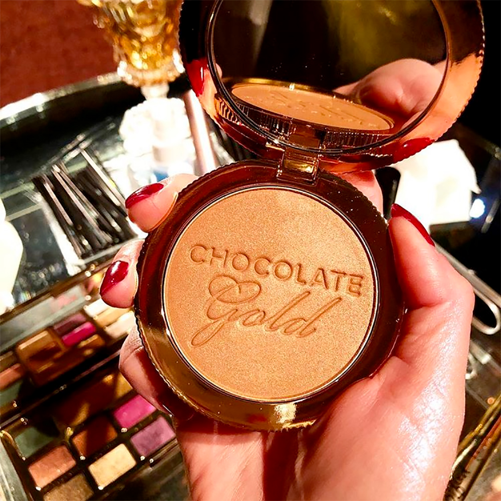 Too Faced Chocolate Gold Palette and Collection: photo, swatches