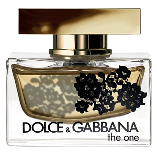 The One Lace: new Dolce & Gabbana perfume