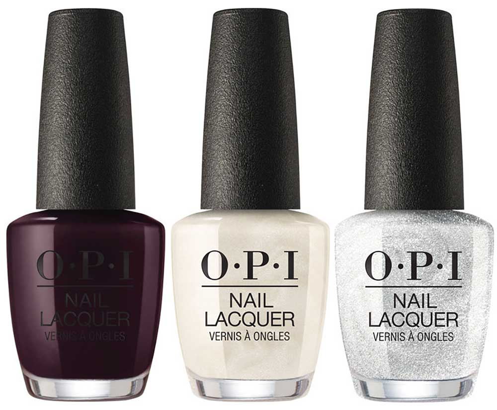 Opi XOXO nail polishes, Christmas 2017 collection