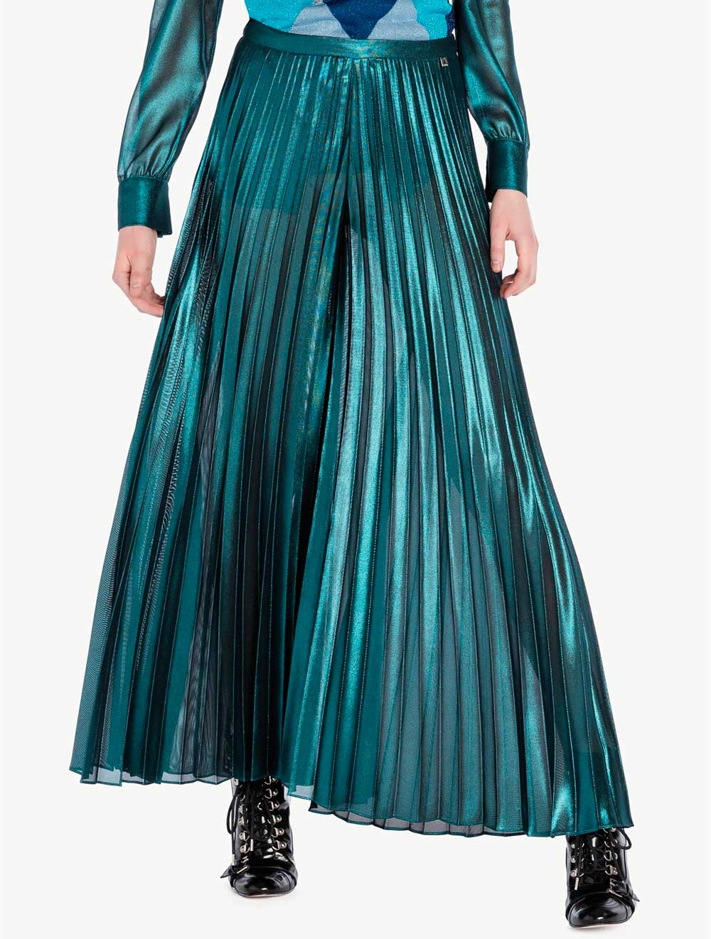 Twin Set pleated trousers 2018
