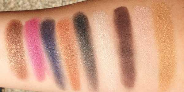 swatches love in paris nyx
