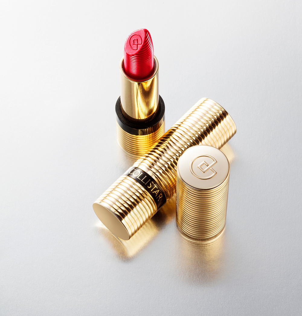 Collistar Unique Lipstick Packaging