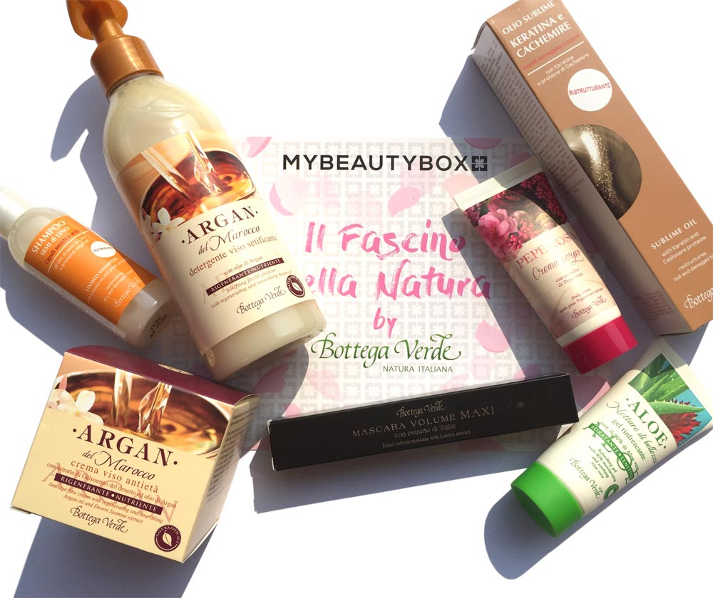 MyBeautyBox the charm of nature