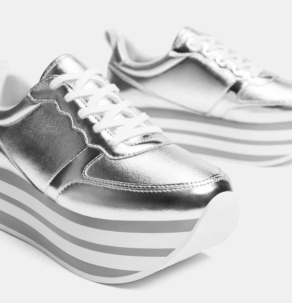 cheap sale latest discount on wholesale Bershka 2018 Spring Summer Shoes: Photos and Prices – Our best Style