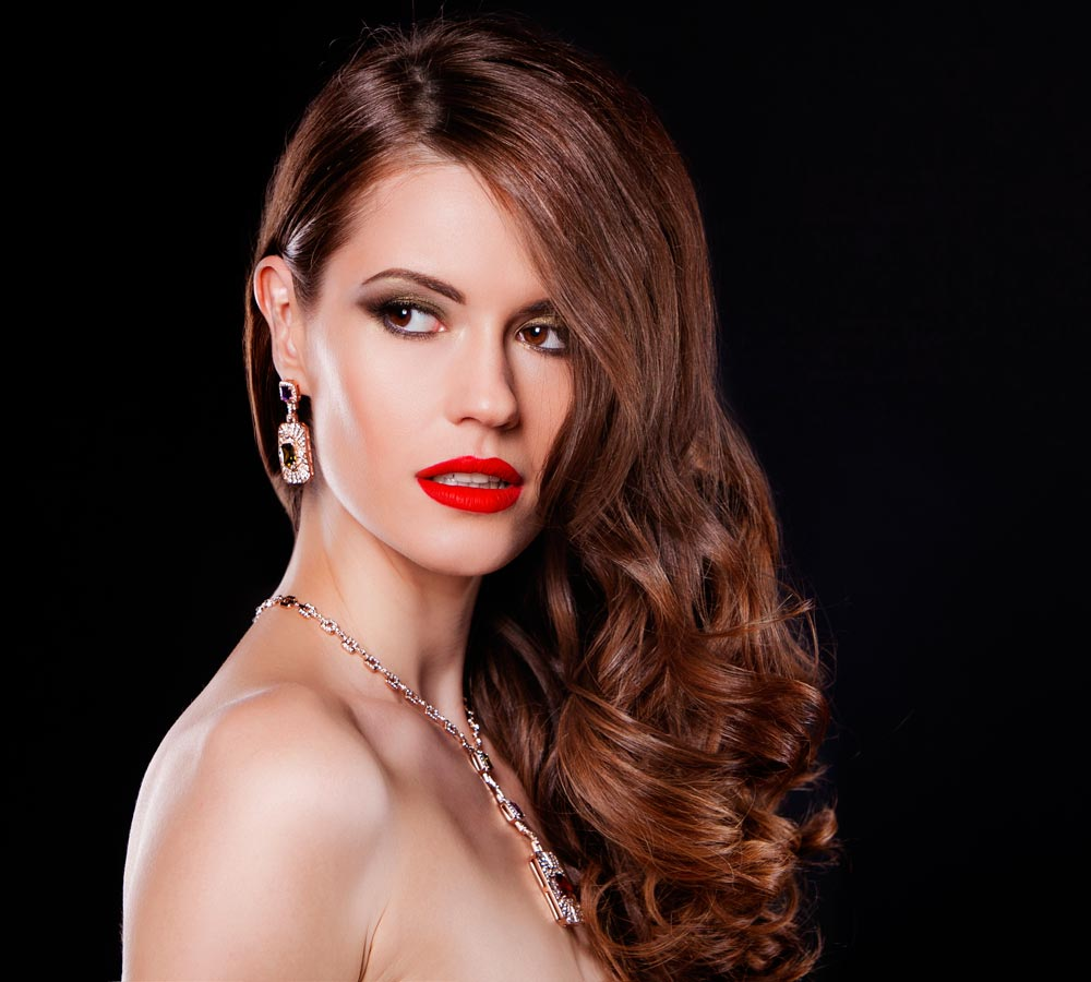 Christmas Hairstyles: the most beautiful Photos and ...