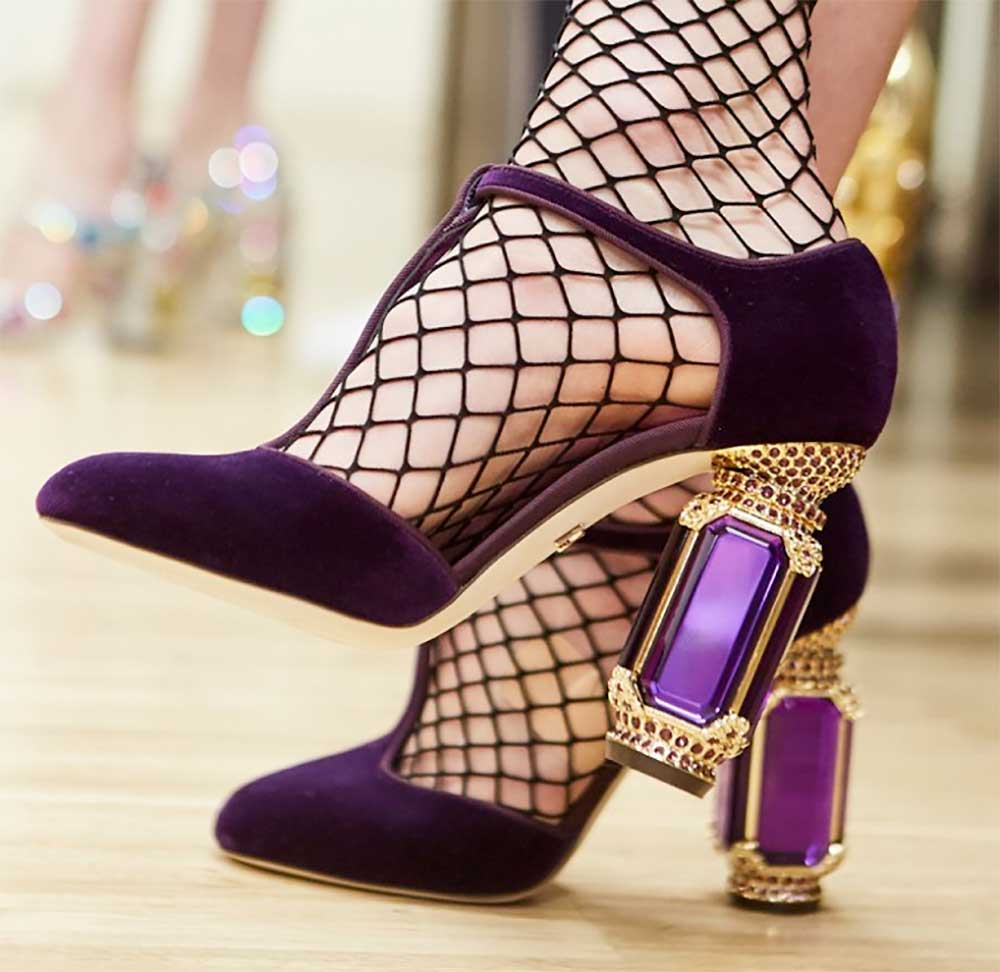 Autumn winter shoes 2018 2019: the most beautiful and ...
