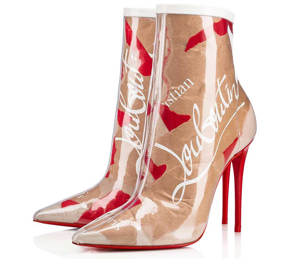 competitive price 4bd73 2da7b Louboutin shoes fall winter 2018 2019: Photos and Prices ...