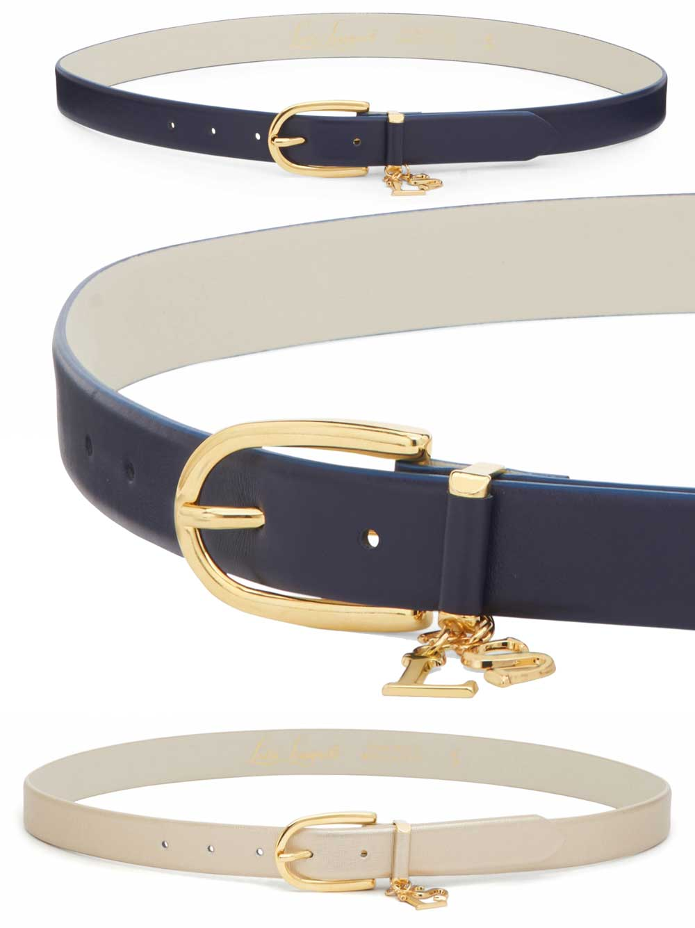 Belt with Luisa Spagnoli charms