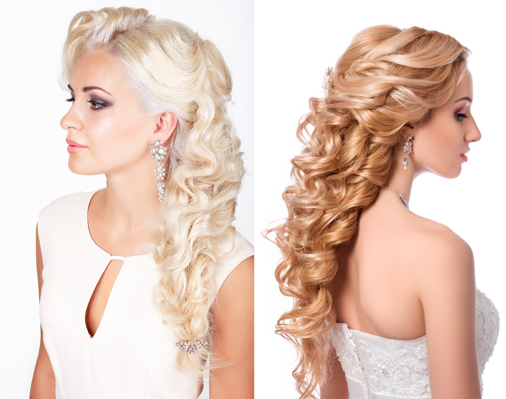 Bride Hairstyles Long Hair
