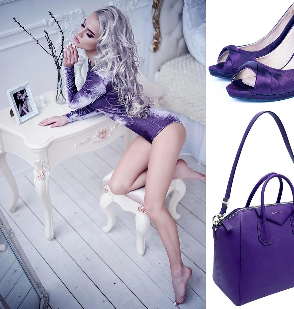 Ultra violet Violet fashion trends