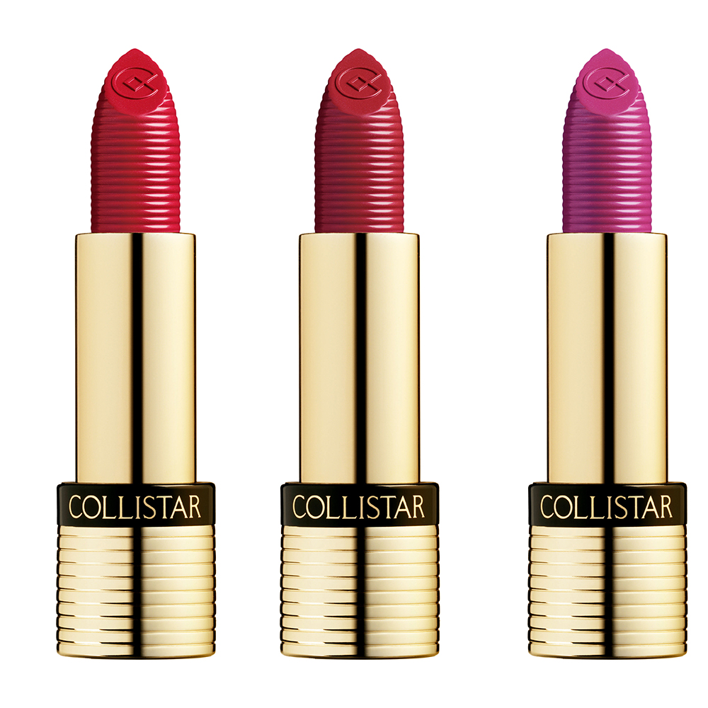 new Collistar lipsticks