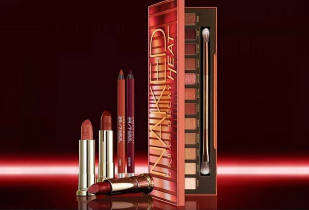 naked heat urban decay collection