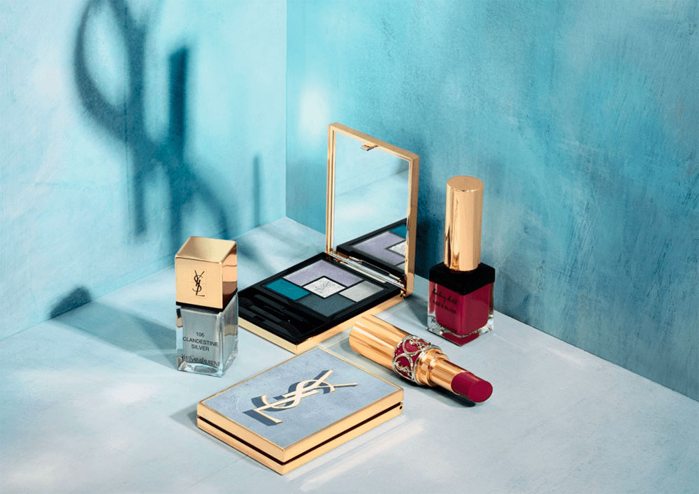 YSL Urban Escape: Summer 2018 makeup collection
