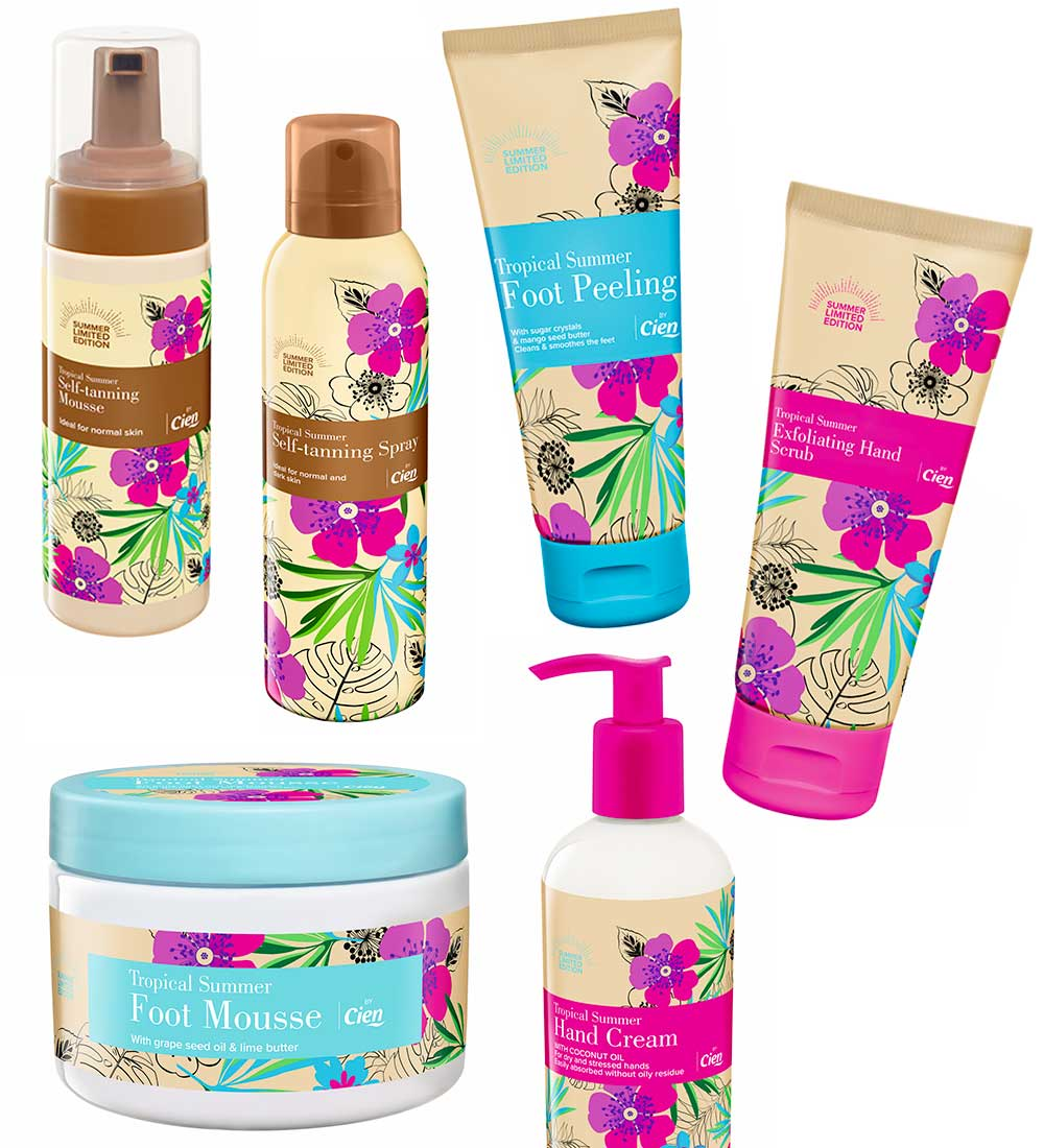 summer products cien