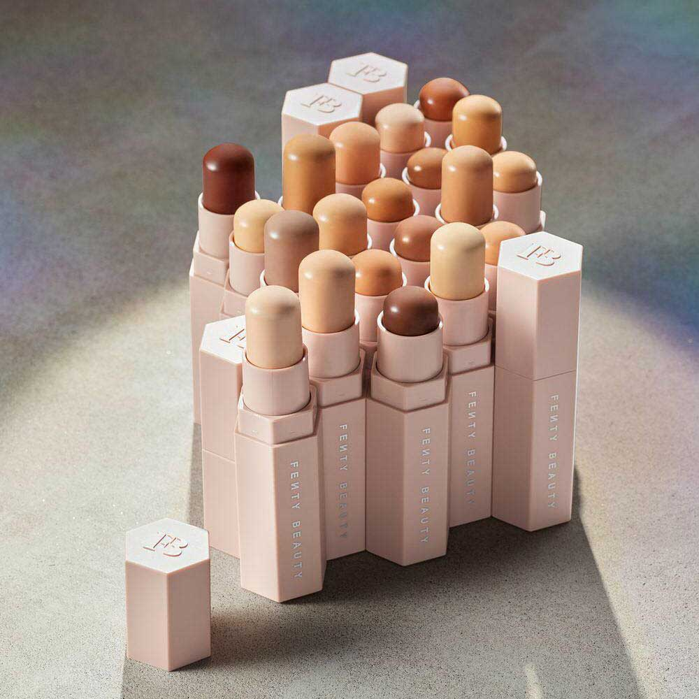 stick contouring fenty beauty