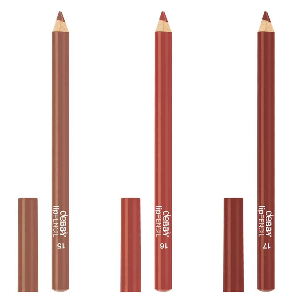 Debby pencils lipstick LipCHUBBY Mat and lip pencils 2018