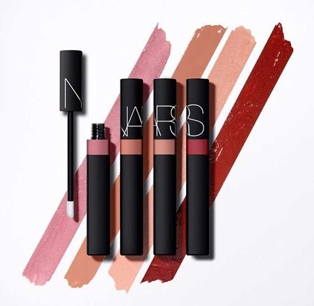Nars Color Collection, make up Spring 2018