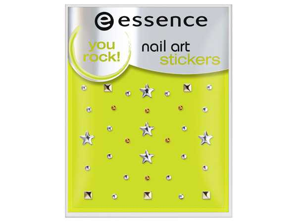 nail stickers essence