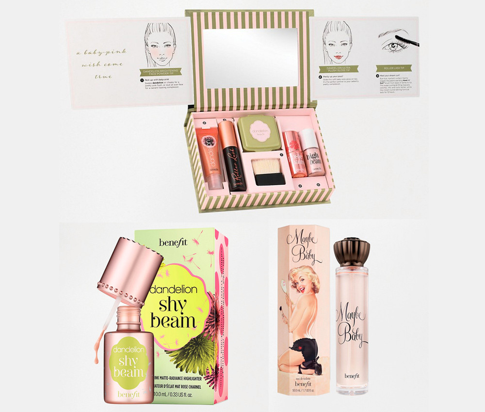 make up benefit limited edition