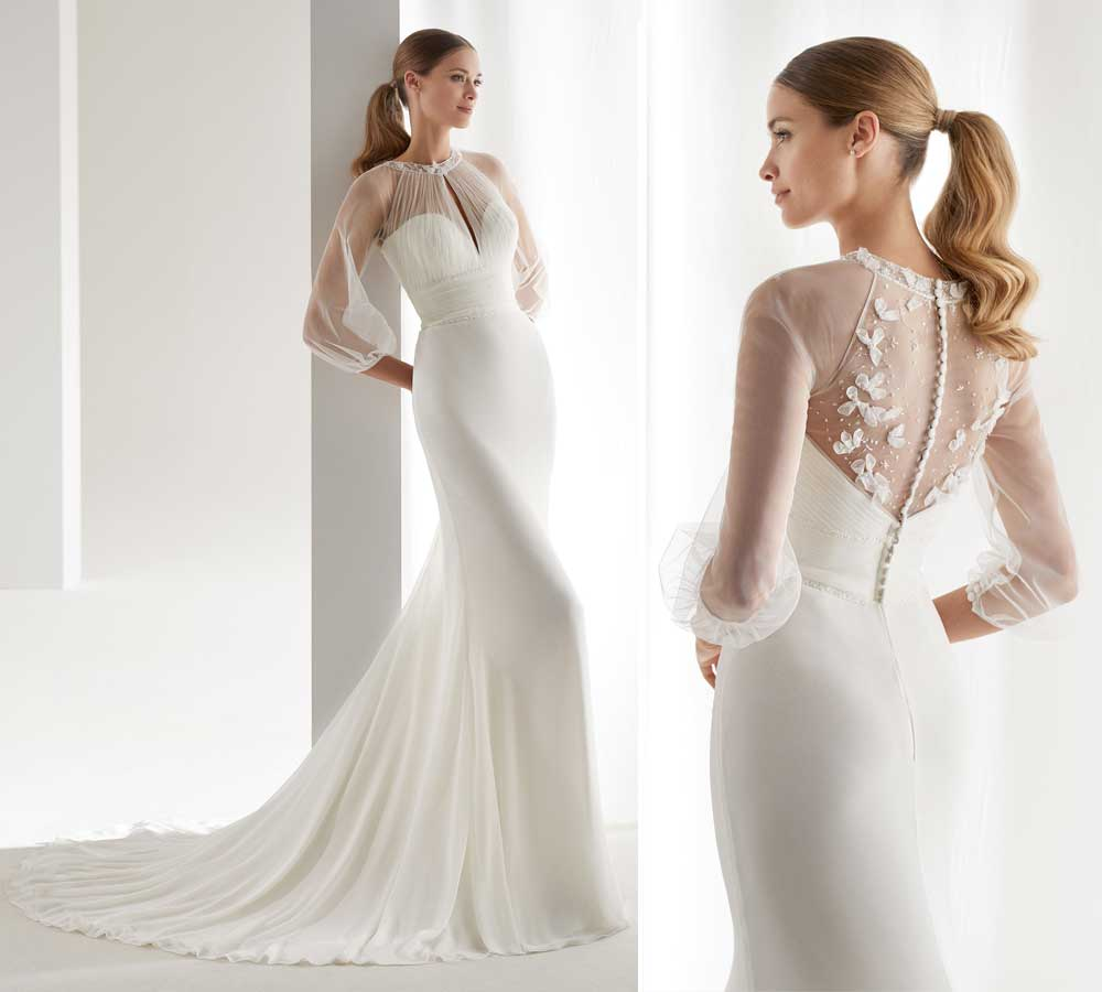 Nicole brides mermaid dresses 2019
