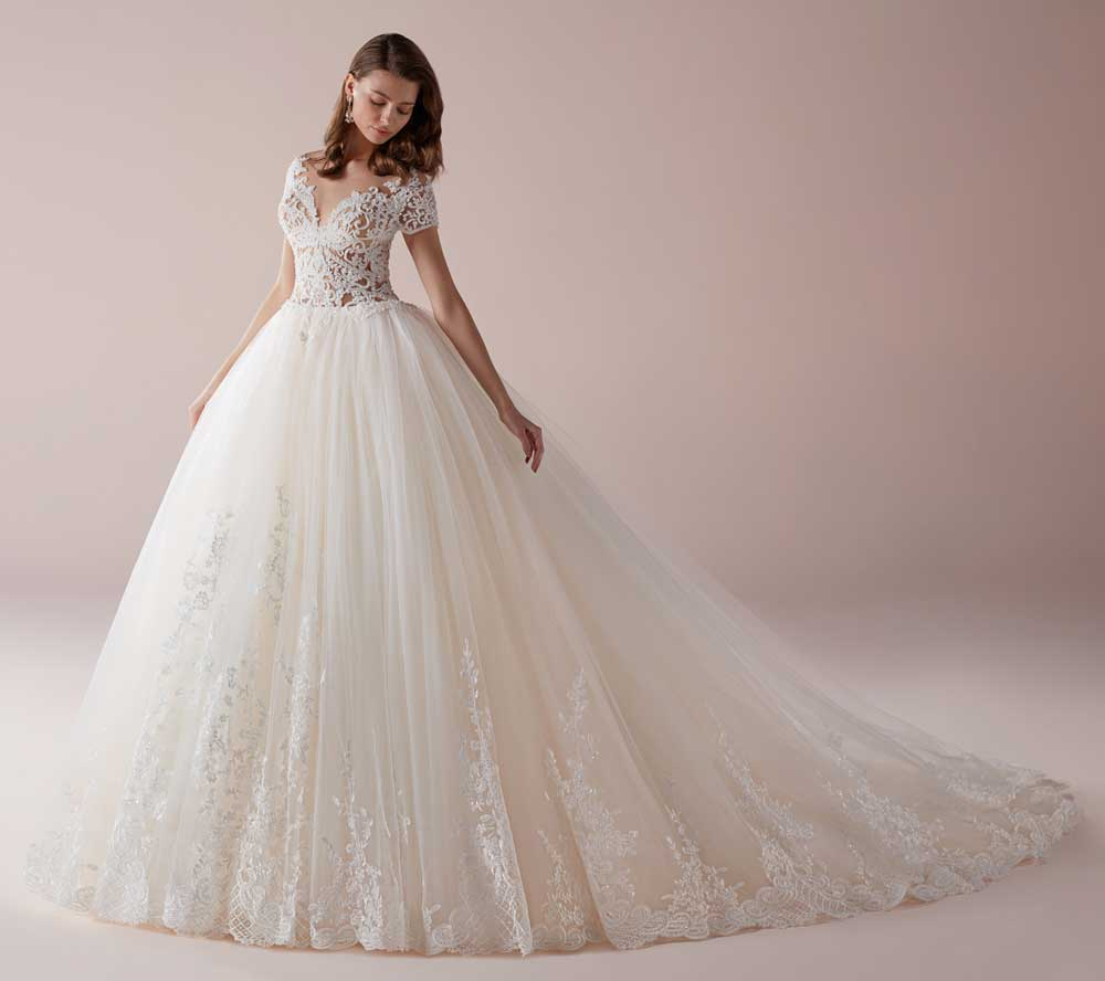 Wedding dresses Princess Nicole Spose 2019