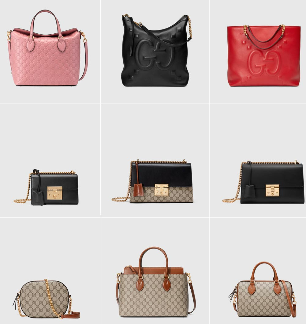 Gucci summer bags 2017
