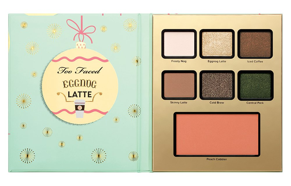 too faced kit christmas 2016