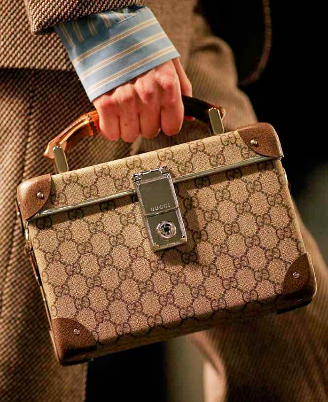 Autumn Winter 2018 2019 bags: fashion models and trends (80 photos)