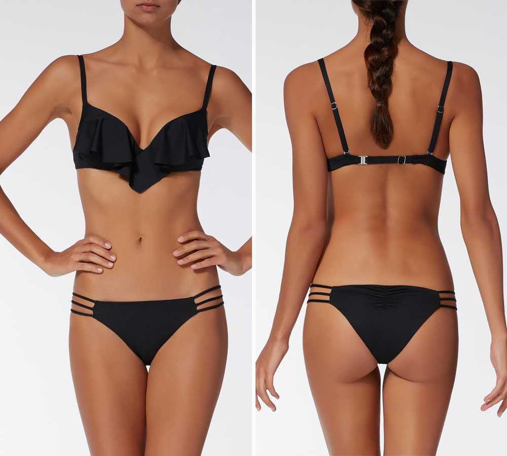 Calzedonia push up costumes