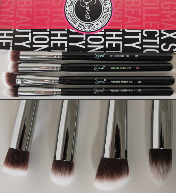 Sigma brushes: here is my review