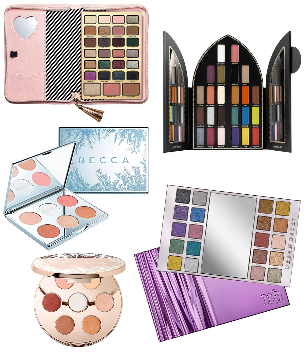 Sephora Cyber ​​Monday make up discounted palette