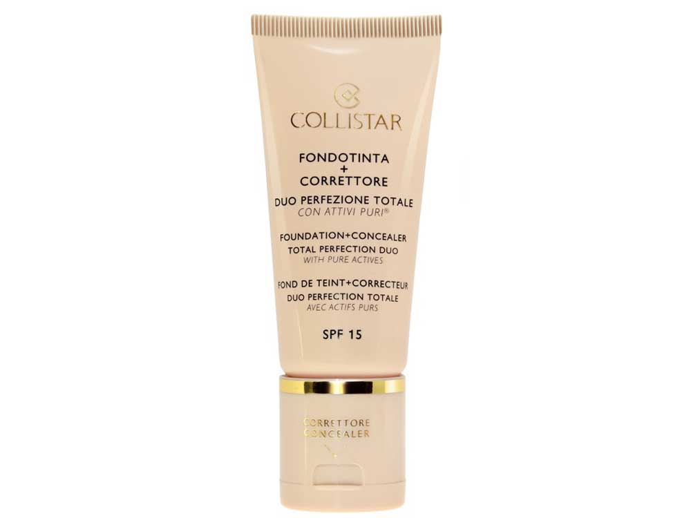 Collistar Foundation + Correction Duo Total Perfection