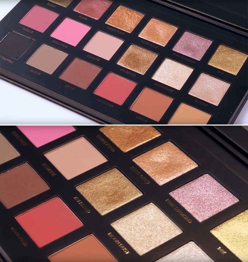 Rose Gold Remastered Palette
