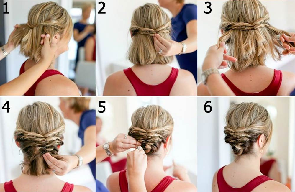 Hairstyle short hair collection do it yourself