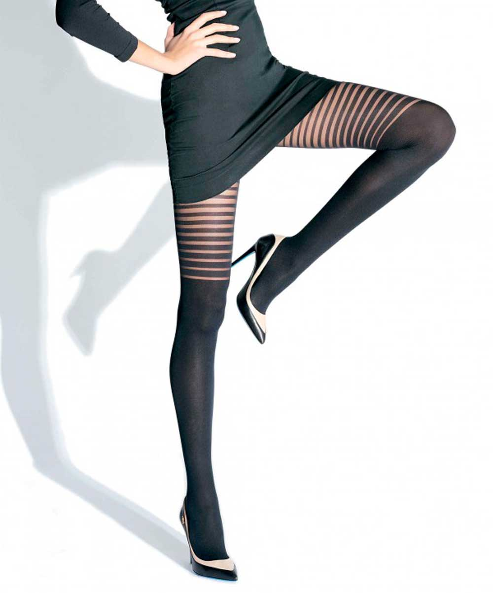 elegant Christmas tights